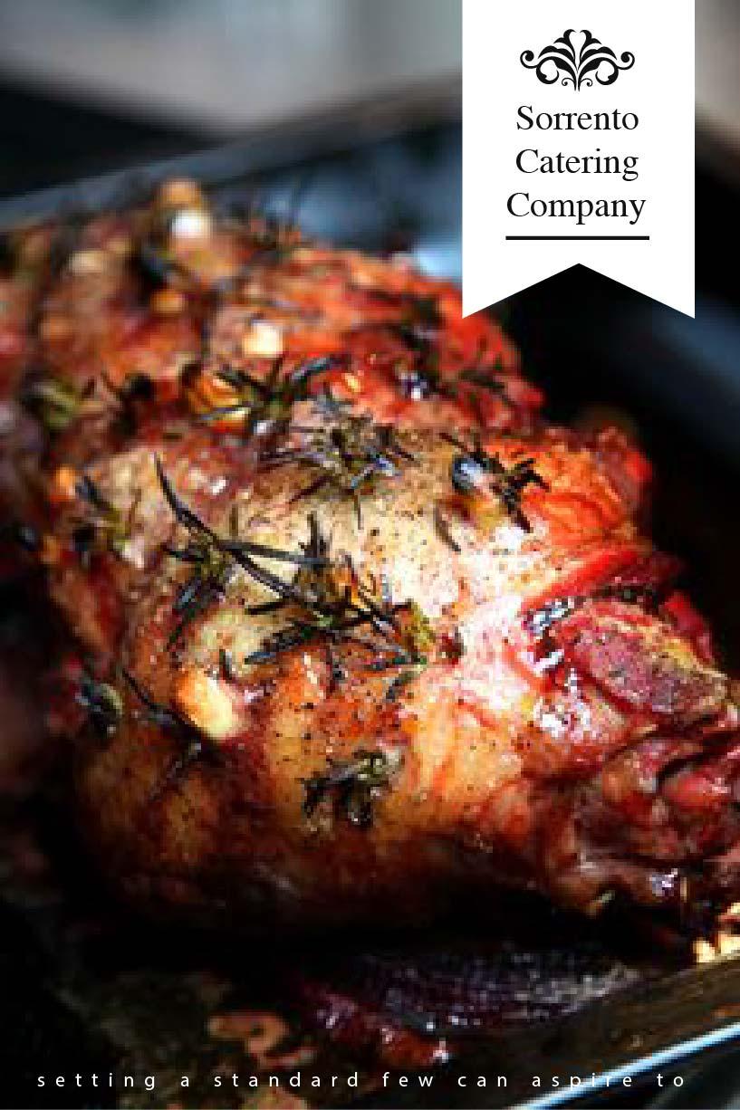 Sunday Night Roast Sorrento Catering